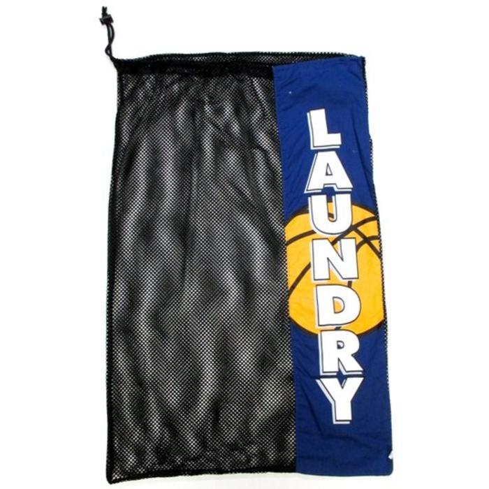 Basketball Mesh Laundry Bag