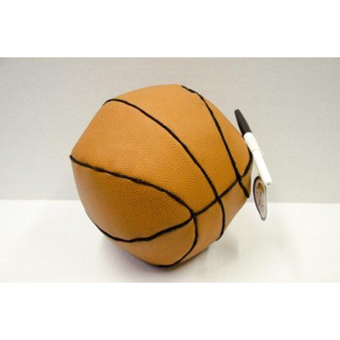 Basketball Autograph Pillow