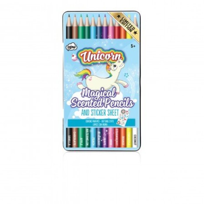 Unicorn Scented Pencils
