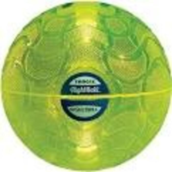 Tangle NightBall Basketball - Green