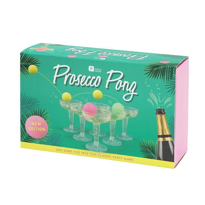 Prosecco Pong Tropical Edition