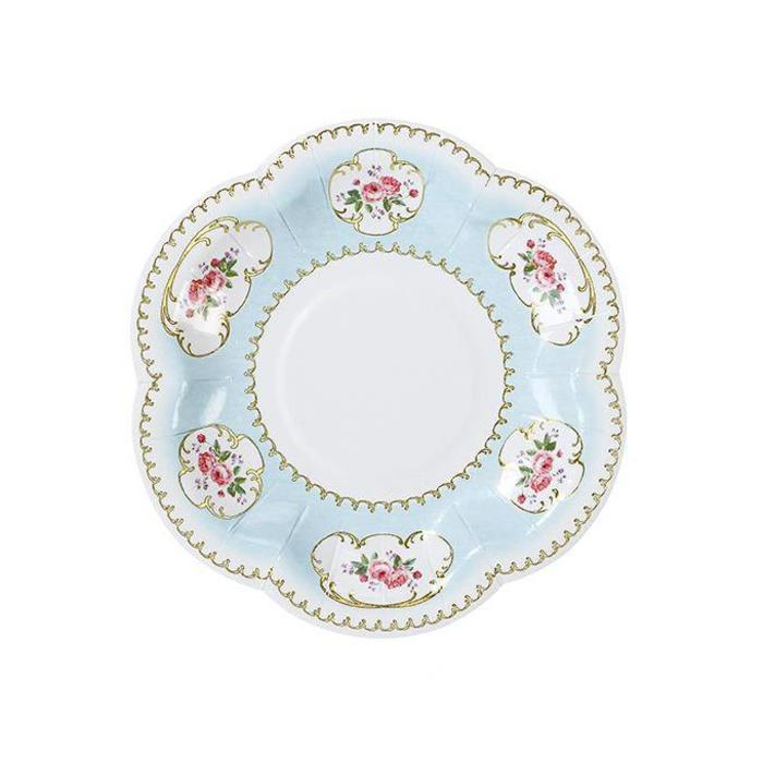 Truly Chintz Extra Small Plates