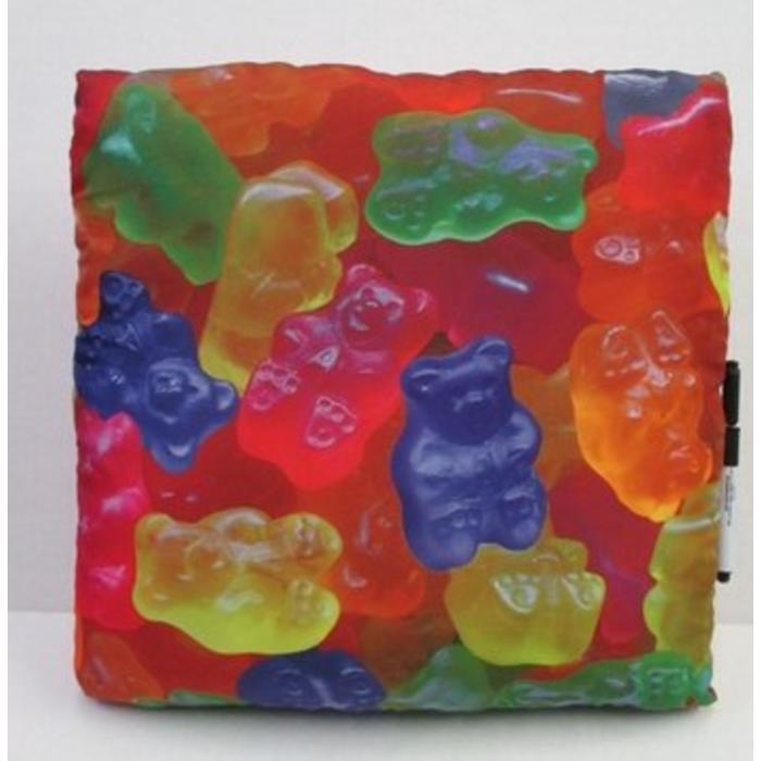 Gummy Bear Autograph Pillow
