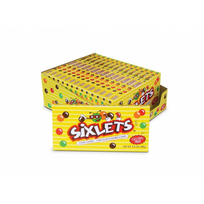 Sixlets Movie Theatre Box