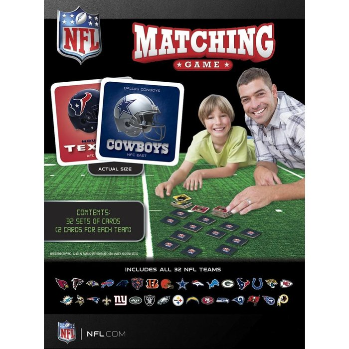 NFL - Matching Game