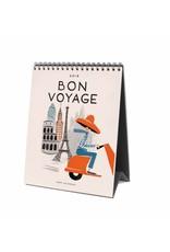 Rifle Paper Co. Calendrier 2018 Bon Voyage  par Rifle Paper Co.
