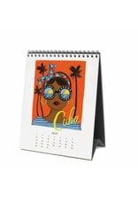 Rifle Paper Co. 2018 Bon Voyage Calendar by Rifle Paper Co.