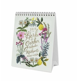 Rifle Paper Co. 2018 Herb garden desk Calendar by Rifle Paper Co.