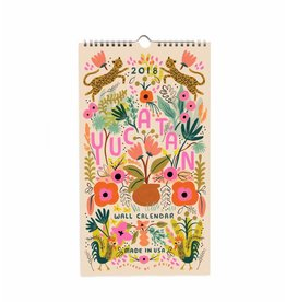 Rifle Paper Co. Calendrier 2018 Yucatan par Rifle Paper Co.