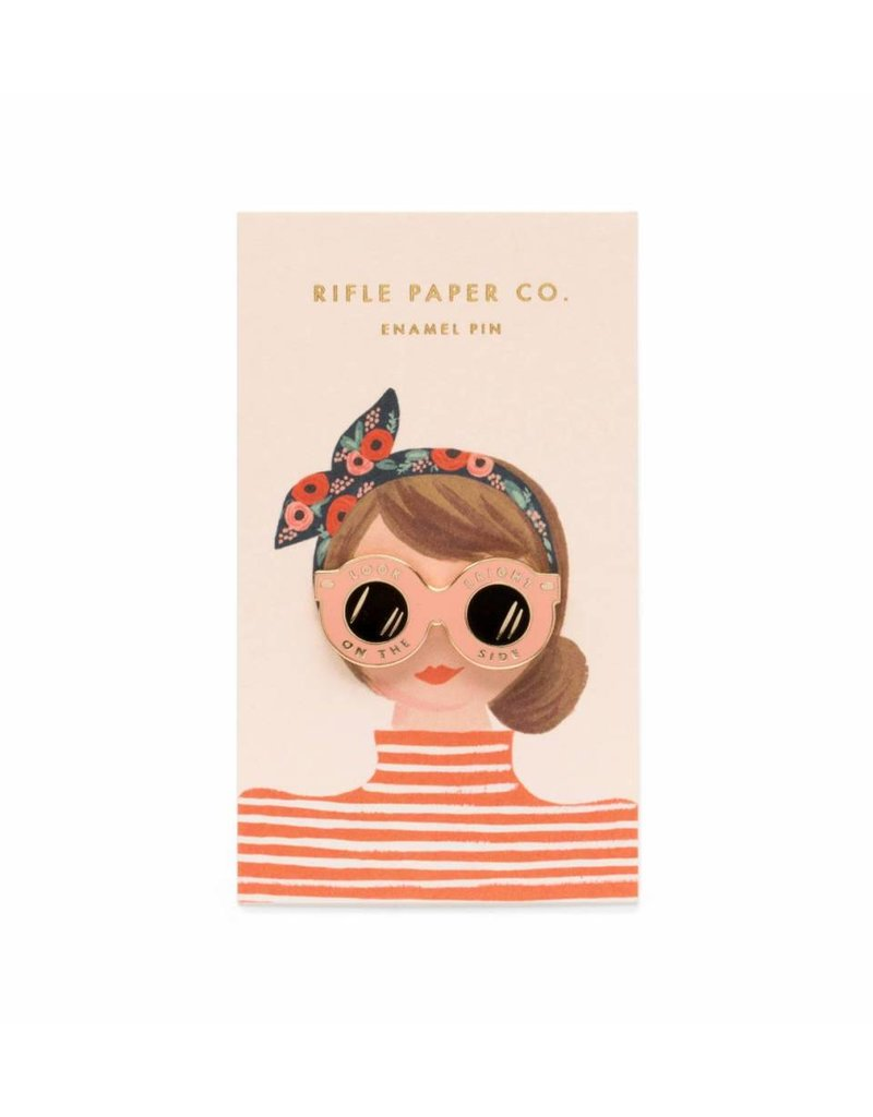 Rifle Paper Co. Sunglasses Enamel Pin by Rifle Paper Co.