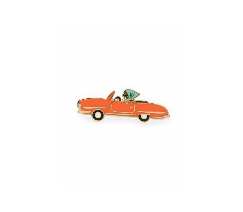 Rifle Paper Co - Car Enamel Pin