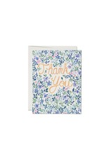 Flying Thank You Card by Red Cap Cards