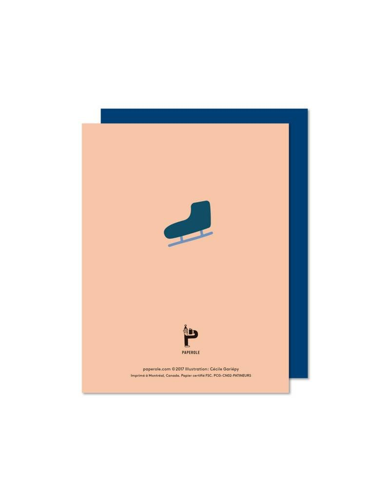 N17 - Paperole - Patineurs