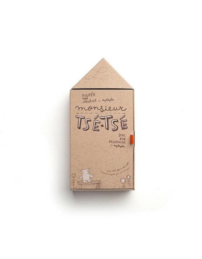 Monsieur Tsé Tsé Doll by Raplapla