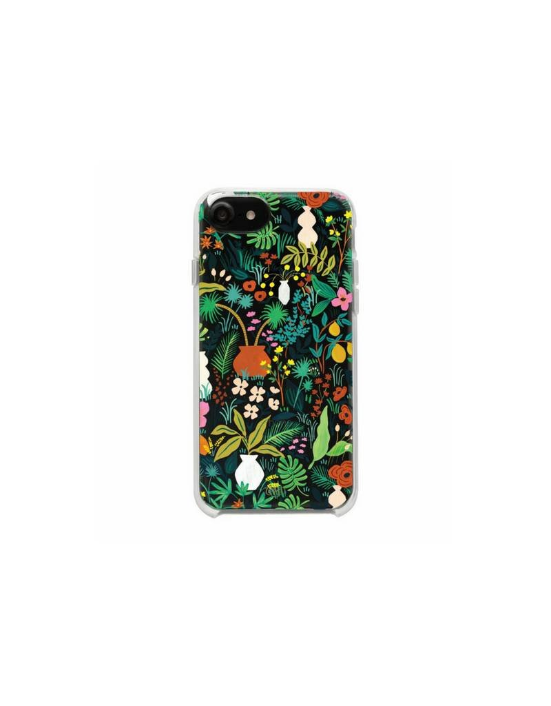 Rifle Paper Co.  Clear Terracotta IPhone 7 Case by Rifle Paper Co.
