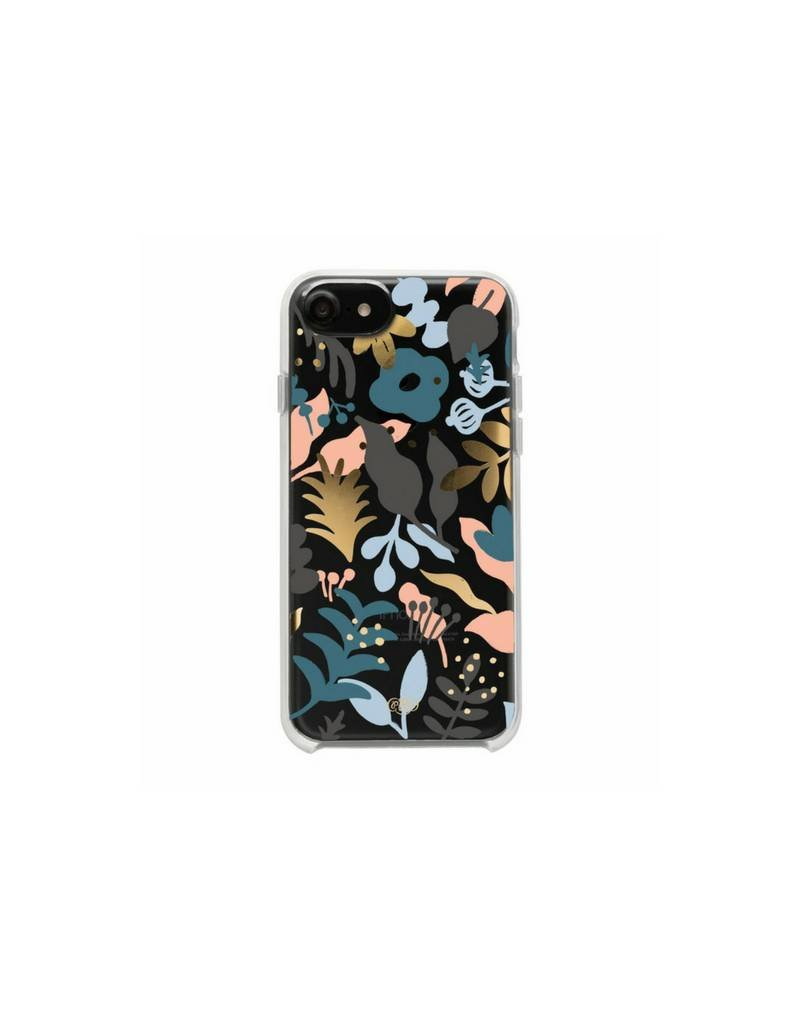 Rifle Paper Co. Clear Sun Print IPhone 7 Case by Rifle Paper Co.