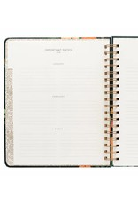 Rifle Paper Co. 12 months Lively Floral Spiral Bound planner by Rifle Paper Co.