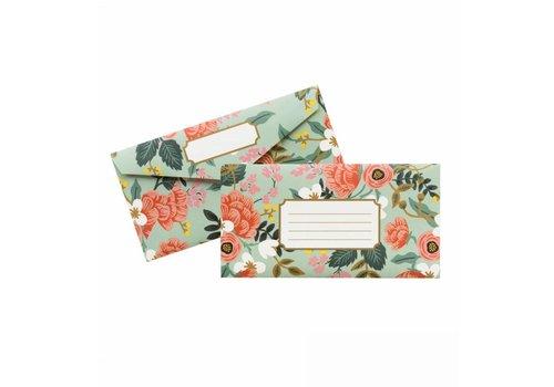 Rifle Paper Co. Enveloppes Mint Birch Monarch par Rifle Paper Co.
