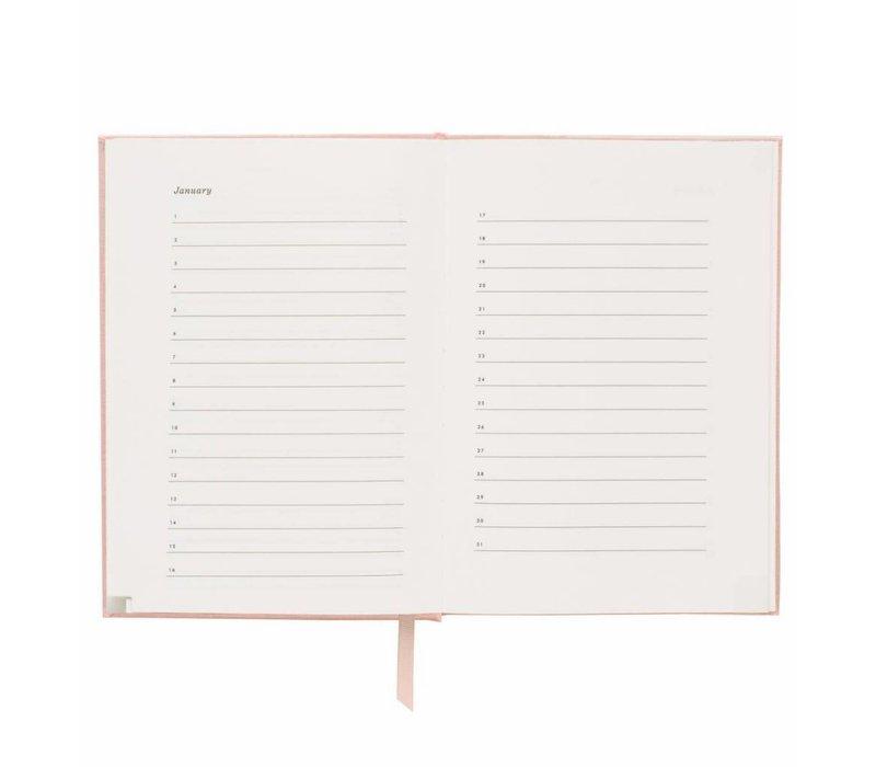 Blush Address Book by Rifle Paper Co.