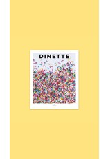 """Dinette Magazine  011 - """"CONFETTI"""""""