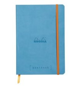 Turquoise Goalbook by Rhodia