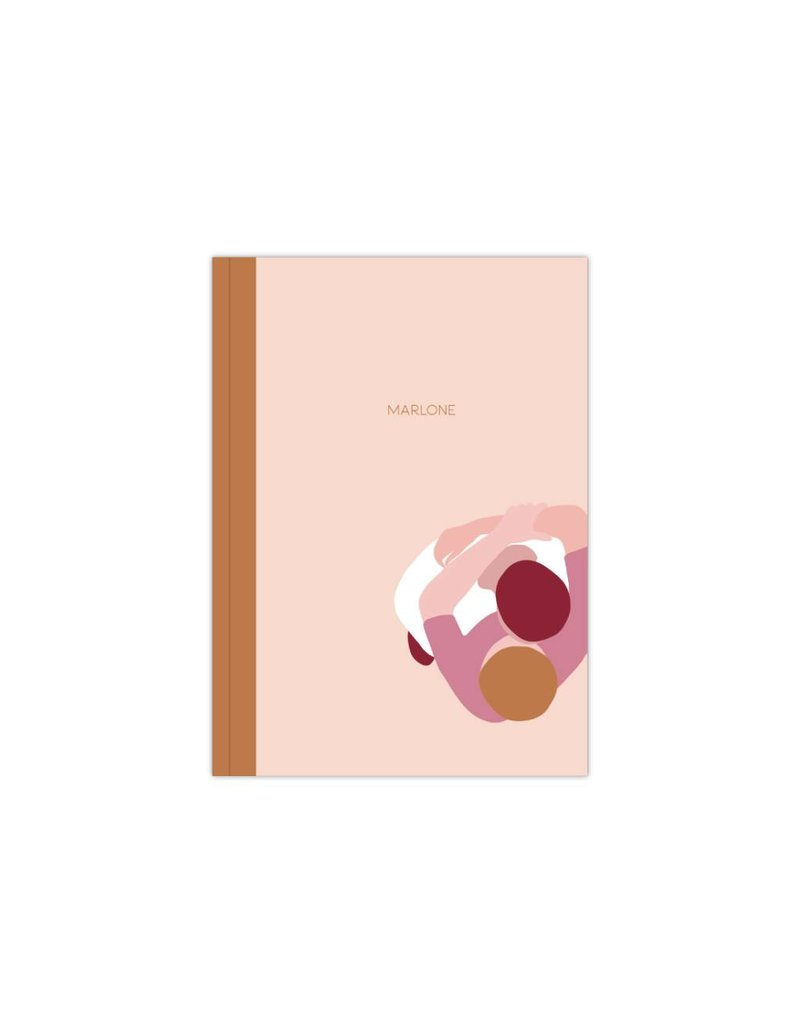 Marlone VICTOR Notebook by Marlone