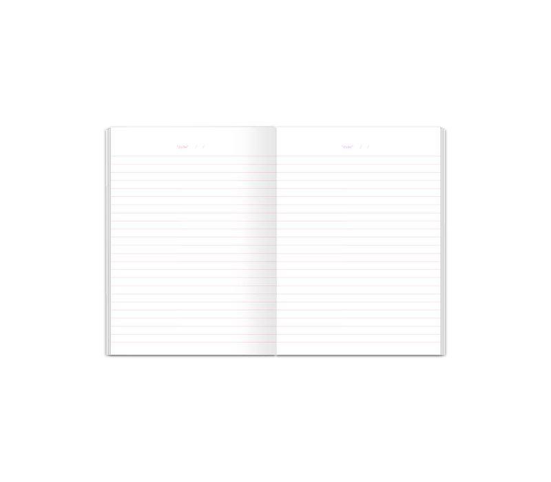 Carnet de notes PAUL par Marlone