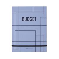 Cahier de budgets par Design Letters