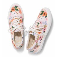 Keds X Rifle Paper Co. Shoes Anchor Lively Floral