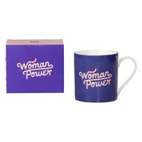 "Tasse ""Woman Power"" par Yes Studio"