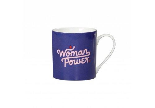 """Yes Studio Tasse """"Woman Power"""" par Yes Studio"""