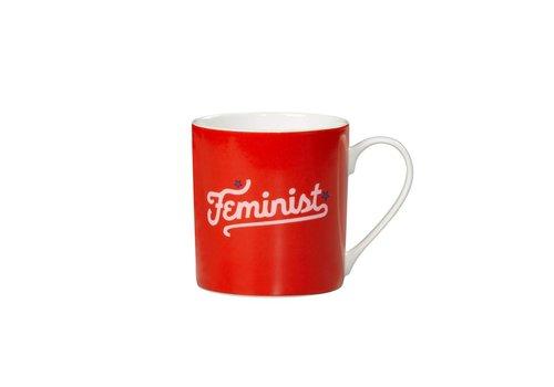 """Tasse """"Feminist"""" par Yes Studio"""