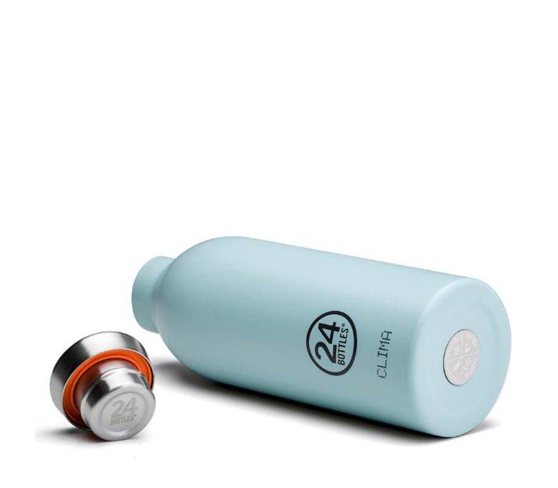 """Bouteille """"Cloud Blue"""" 500ml par 24 Bottles"""