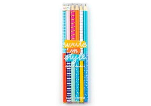 Ooly Crayons en Graphite par Ooly