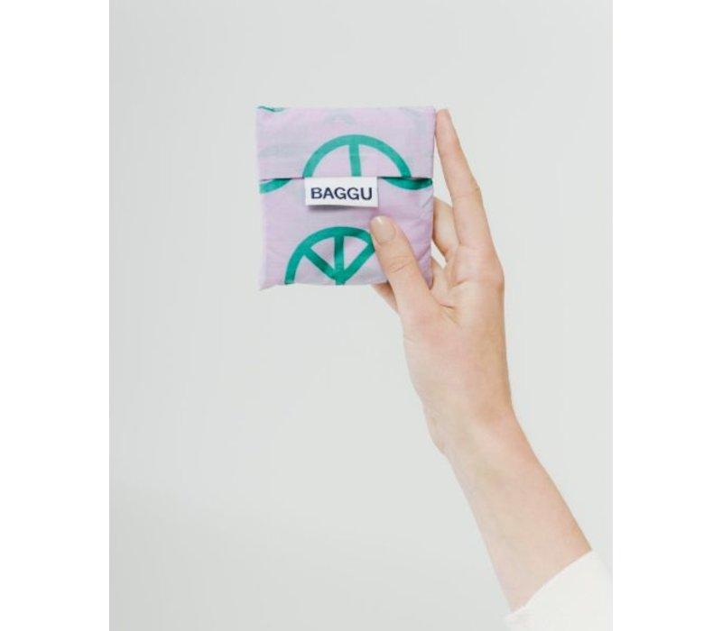 "Petit Sac ""Peace Sign"" par Baggu"