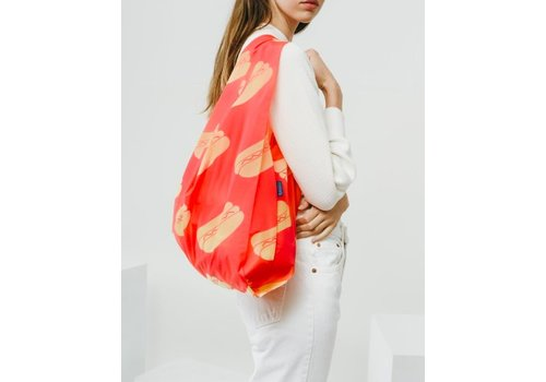 "Grand Sac réutilisable ""Hot Dog"" par Baggu"