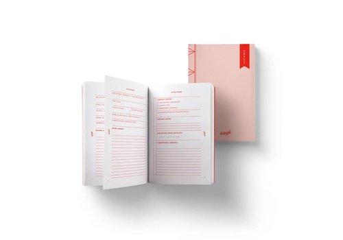 Reading Pocket Notebook by Kayé