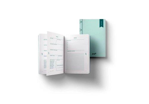 Travel Pocket Notebook by Kayé