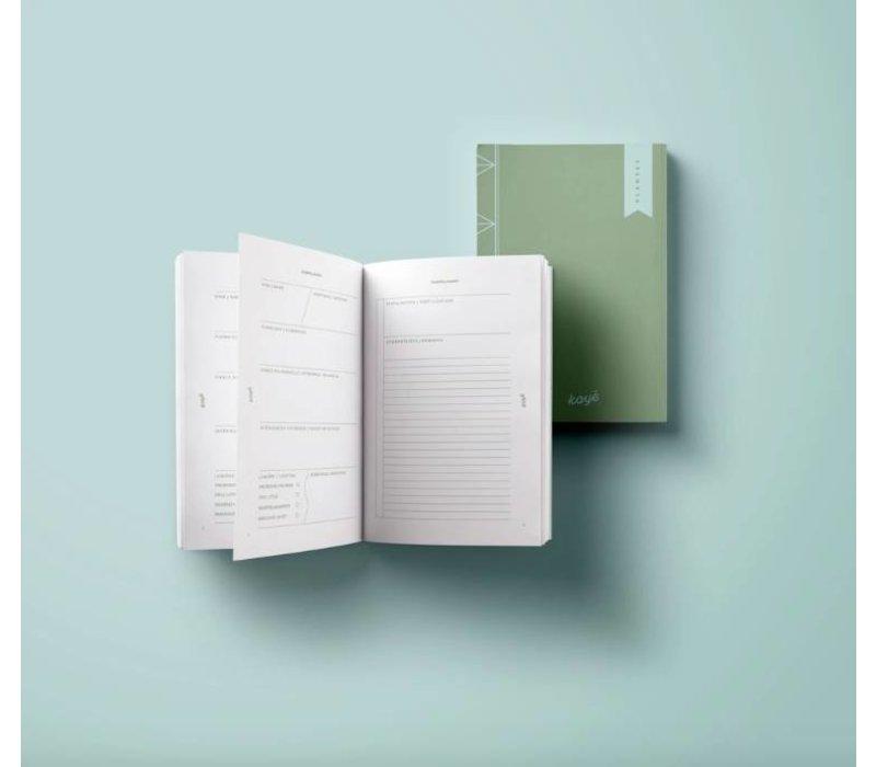 Plants Pocket Notebook by Kayé