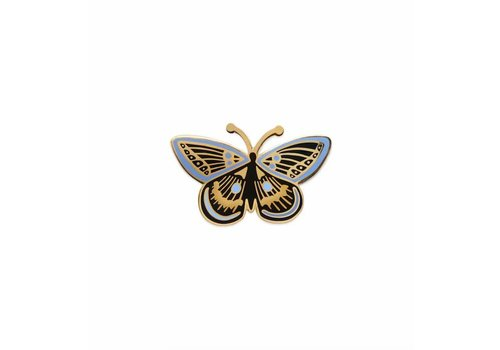 Rifle Paper Co. Butterfly Enamel Pin by Rifle Paper Co