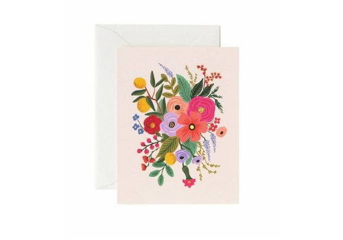 Rifle Paper Co. Garden Party Blush Card by Rifle Paper Co