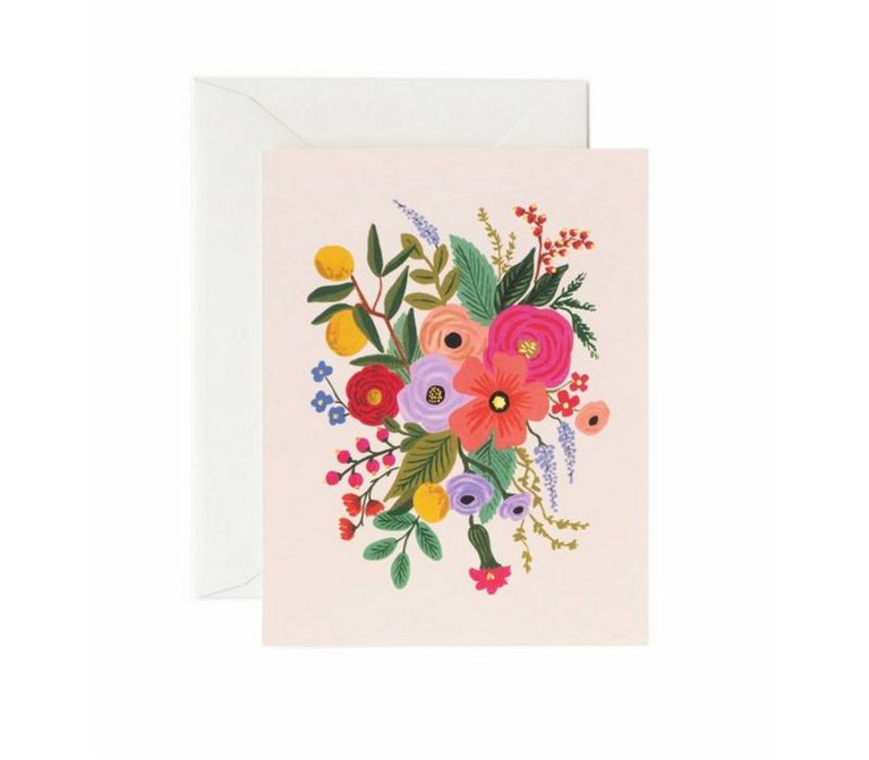 Garden Party Blush Card by Rifle Paper Co