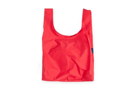 Red Standard Reusable Bag by Baggu