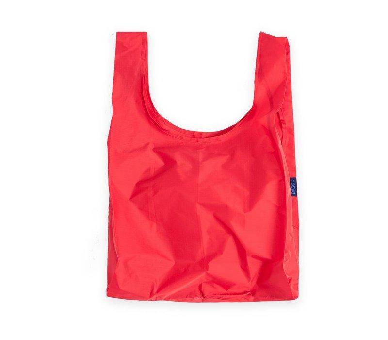Red Standard Reusable Bag by Baggu