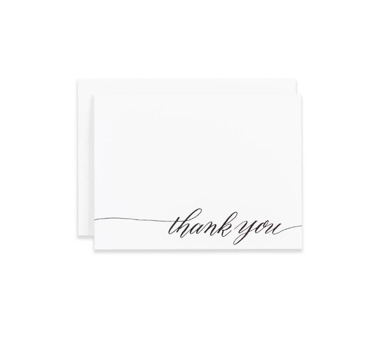 "Carte ""Thank You"" par Imagine Joy"