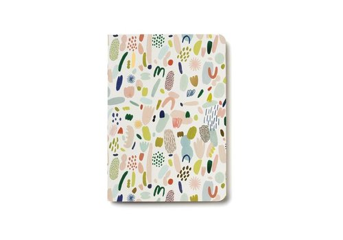 Cahier Confetti par Red Cap cards