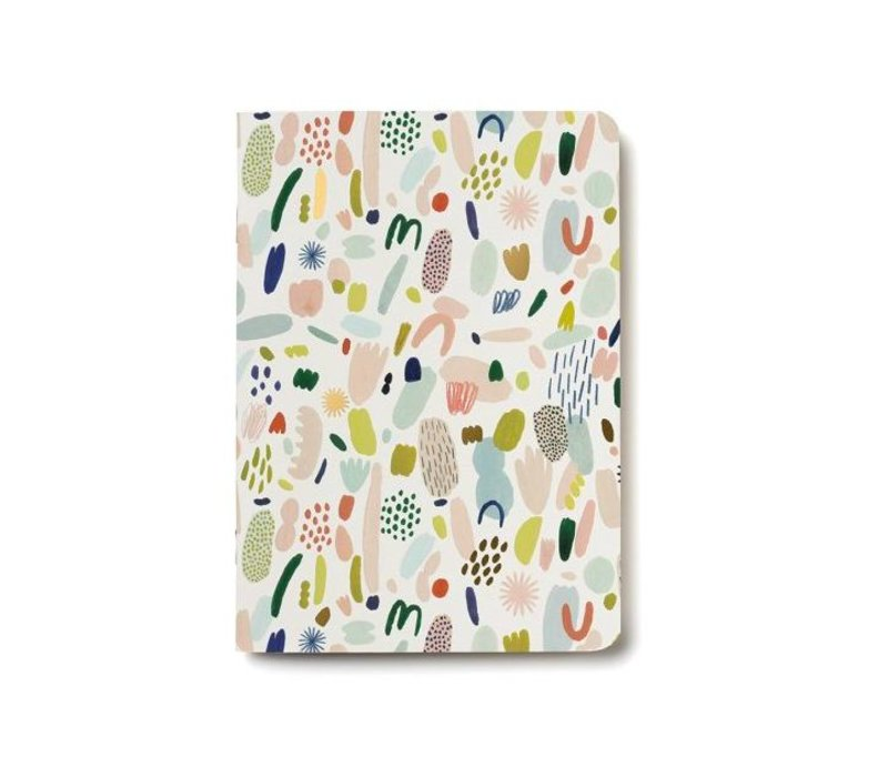 Cahier Confetti par Red Cap cards