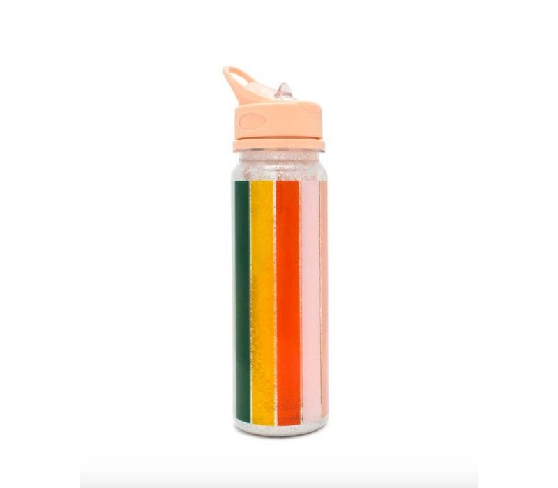 Color Wheel Water Bottle by Ban.do