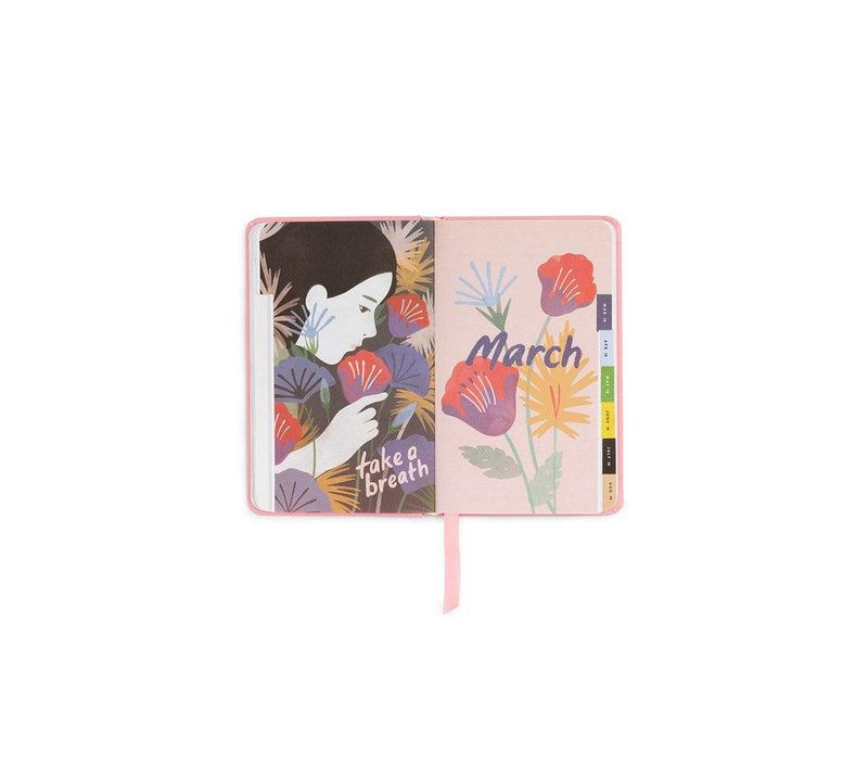 """2018-2019 """"Going Places"""" Classic Planner by Ban.do"""