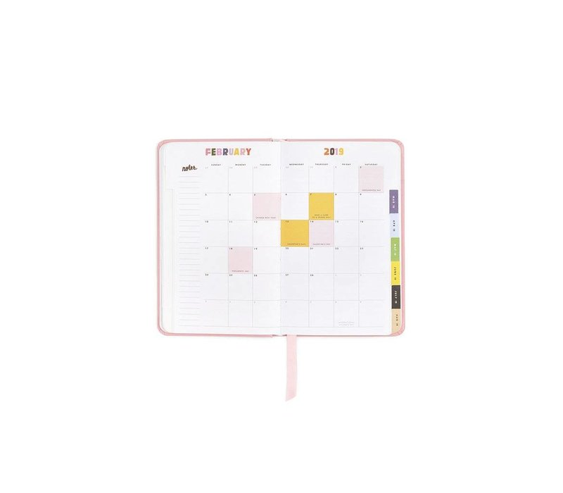 """2018-2019 """"I am very busy"""" Classic Planner by Ban.do"""